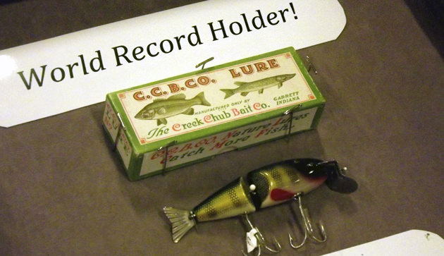 The lure for the record