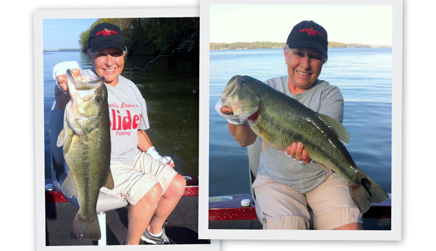 Southern Fishing News first lady
